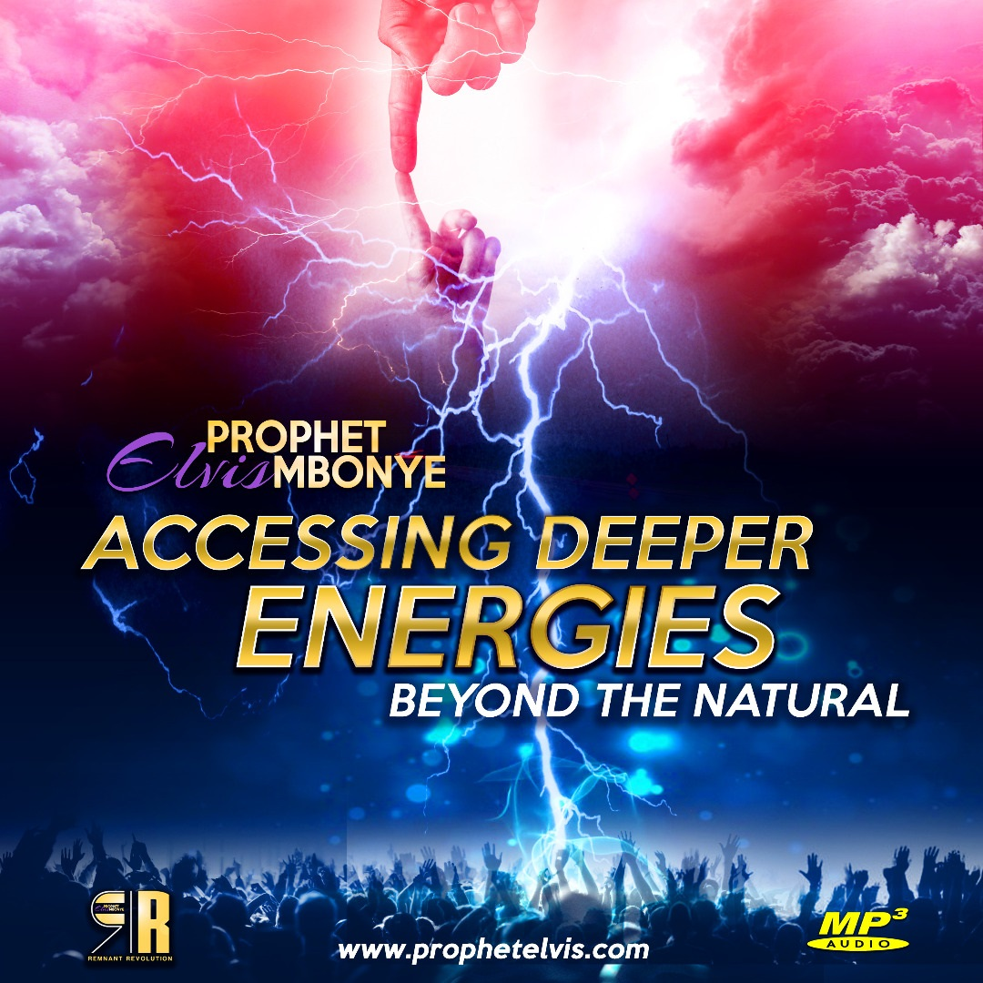 Accessing Deeper Energies Beyond The Natural