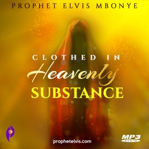 Clothed In Heavenly Substance