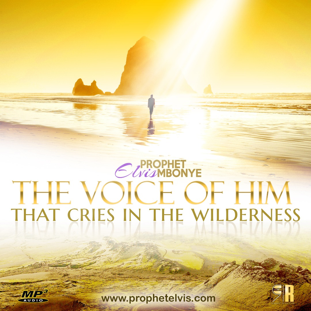 The Voice Of Him That Cries In The Wilderness