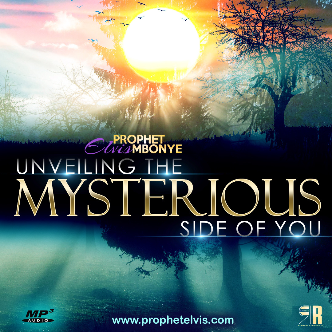 Unveiling The Mysterious Side Of You