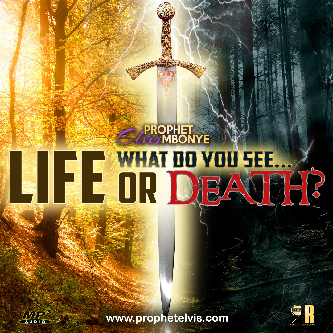 What Do You See... Life Or Death